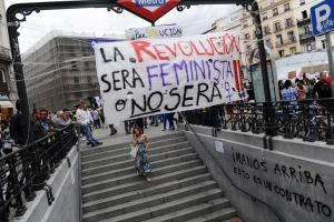 The Revolution Has to Be Feminist