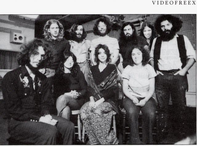 Videofreex Catskill Media Collective