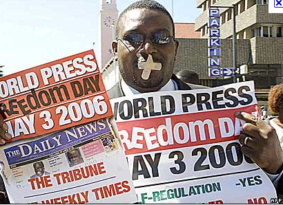 World Press Freedom Day in Cameroon
