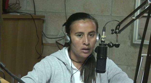 Radio Victoria Announcer