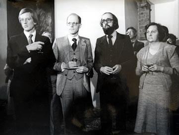 IAMCR Reception in Prague 1984