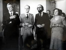 IAMCR Reception in Prague 1984
