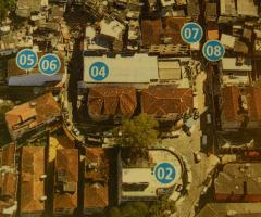"""Tourist"" Map of Santa Marta, favela with their own ""tours"""