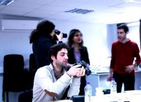 Photo Workshop at Cyprus Conmunity Media Centre