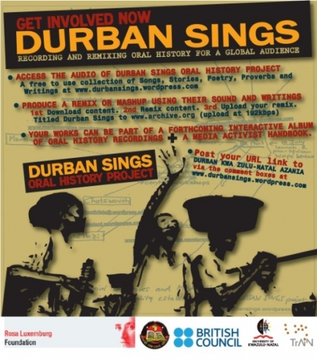 Durban Sings: Music and Stories