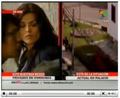 Comparison of Honduran news