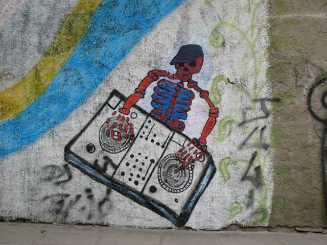 Lima Street Art 1