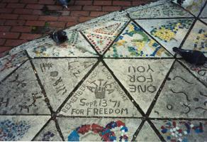 Remember Attica Mosaic