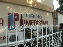 Radio Primerissima in Nicaragua