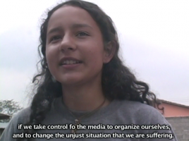 Speaking up for Independent Media in Honduras