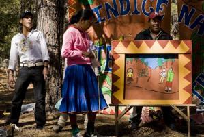 El Teatro Indigena de la Sierra Tarahumara 2