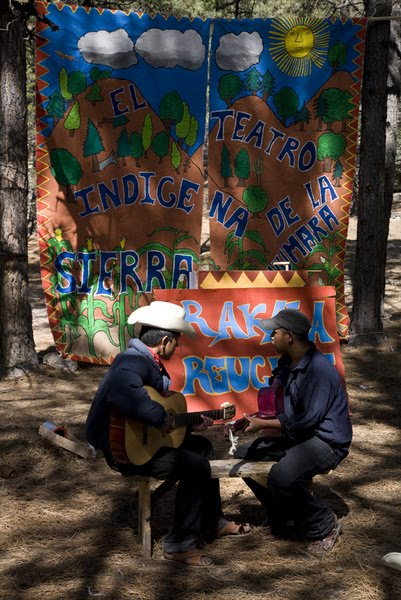 El Teatro Indigena de la Sierra Tarahumara 3