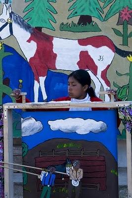 El Teatro Indigena de la Sierra Tarahumara 4