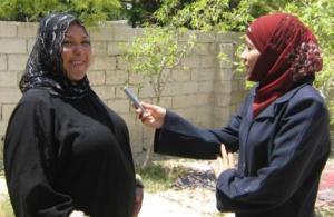 Palestinian Women Interview