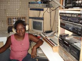 Women in Community Radio in Haiti